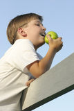 Children: Health And Nutrition Royalty Free Stock Photos