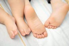 Children heels Stock Images