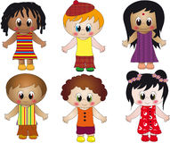 Children illustration Stock Photos