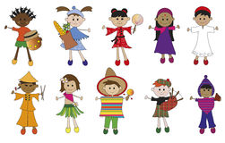 Children illustration Royalty Free Stock Photo