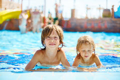 Free Children In Pool Royalty Free Stock Photos - 69089768