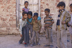 Children of India Royalty Free Stock Image
