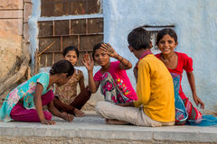 Children in India Stock Photos
