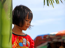 CHILDREN IN INDONESIA Stock Image