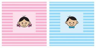 Children invitation card Royalty Free Stock Photo