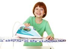 Free Children Iron Linen Stock Images - 5702034