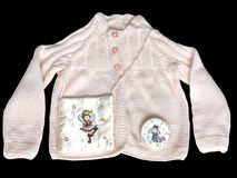 Children jacket Royalty Free Stock Images