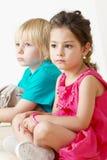 Children in a kindergarten. Stock Photo