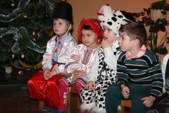 Children in kindergarten Stock Image