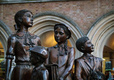 Children of the Kindertransport Royalty Free Stock Image