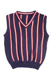 Children knitted vest Stock Images