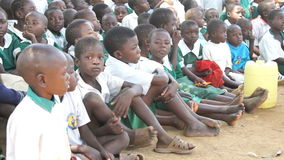 Children Learning About Clean Water