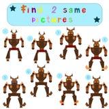 Children Logic develops an educational game Stock Photography