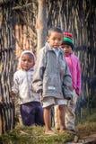 Children of Madagascar Royalty Free Stock Photos