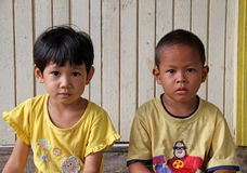 Children in Malaysia Stock Photos