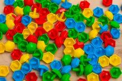 Children mosaic Stock Photo