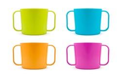 Children mug Royalty Free Stock Images