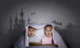 Children Nightmares Stock Photo