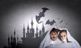 Children nightmares Stock Photos