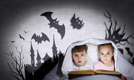 Children nightmares Stock Images