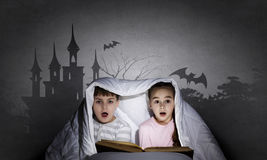 Children nightmares Stock Photos