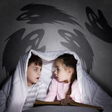 Children nightmares Royalty Free Stock Images