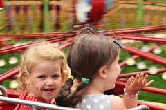 Free Children On Fair Ride Stock Photos - 36505133