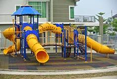 Children Outdoor Playground in Selangor, Malaysia Stock Photos