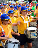 Children in parade on Australia Day Royalty Free Stock Photo