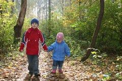 Children in park Stock Photos