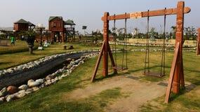 Children Park Stock Photo