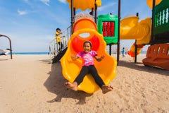 Free Children Park At Khorfakkan Beach Royalty Free Stock Photos - 170985318
