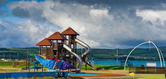 Children Park of Ayr Royalty Free Stock Photos