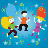 Children party Royalty Free Stock Image