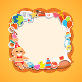 Children party, birthday or holiday event Stock Images