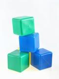 Children plastic toys Royalty Free Stock Image