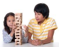 Children play Royalty Free Stock Photo