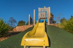 2 children playground 库存图片