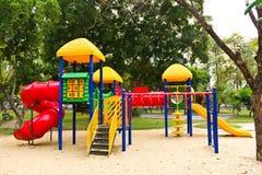 Children playground Stock Image