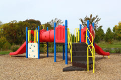 Children Playground Stock Photography