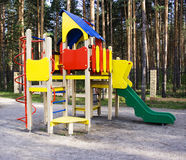 Children playground Stock Images