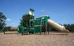 Children playground. It is Children playground on the park Stock Photos