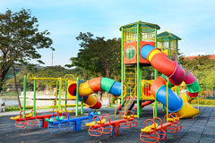 Children Playground. Stock Images