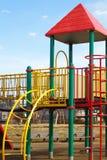 2 children playground Στοκ Εικόνα