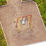 2 children playground Стоковая Фотография
