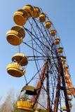 Children Playground in Chernobyl royalty free stock photo