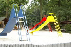 Children playground Royalty Free Stock Images