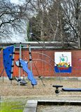 Children playground germany Stock Photos