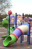 Children playground. In a park Royalty Free Stock Photography