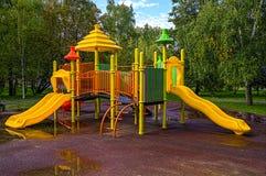 Children playground Stock Images
